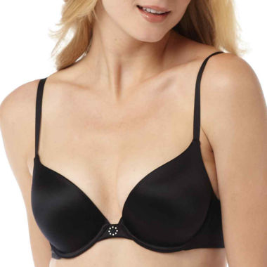 jcpenney.com | Maidenform Custom Lift Satin Demi T-Shirt Bra - 9729