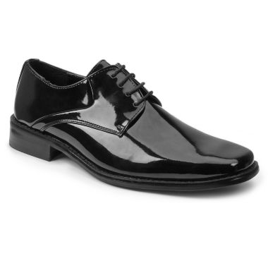 jcpenney.com | Giorgio Brutini Mens Patent Oxford Tuxedo Shoes