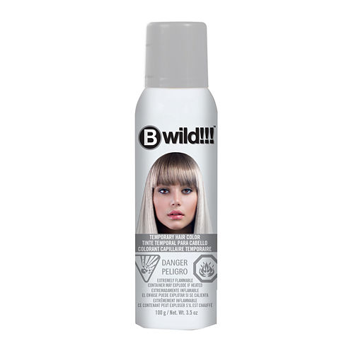 Jerome Russell Bwild Temp'ry Siberian White Hair Color - 3.5 oz.