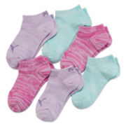 Puma® Low-Cut Multi Sox - Girls