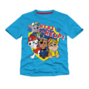 Disney® Short-Sleeve Paw Patrol Pups Cotton Tee - Toddler Boys 2t-5t