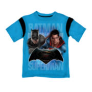 DC Comics® Short-Sleeve Batman vs. Superman Cotton Tee - Preschool Boys 4-7