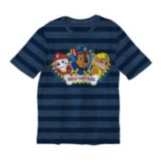 Disney® Short-Sleeve Paw Patrol Stripe Tee - Preschool Boys 4-7