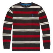 U.S. Polo Assn.® Long-Sleeve Thermal Top - Boys 8-20