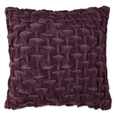 Liz Claiborne® Kimono Square Decorative Pillow