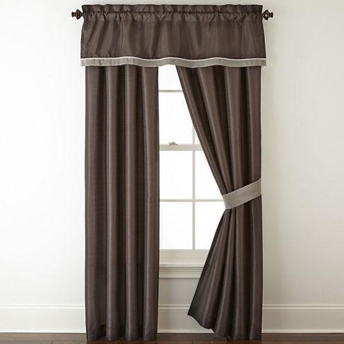Home Expressions™ Reagan 2-pk. Curtain Panels