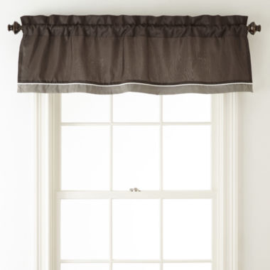 jcpenney.com | Home Expressions™ Reagan Rod-Pocket Valance