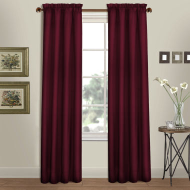 jcpenney.com | United Curtain Co. Westwood Rod-Pocket Curtain Panel