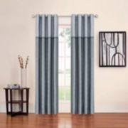 Eclipse Grommet-Top Curtain Panel