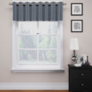 Eclipse Grommet Blackout  Valance