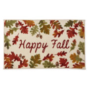 JCPenney Home™ Happy Fall Accent Rug