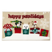 JCPenney Home™ Pawlidays Accent Rug