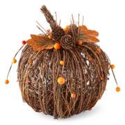 JCPenney Home™ Rattan Pumpkin