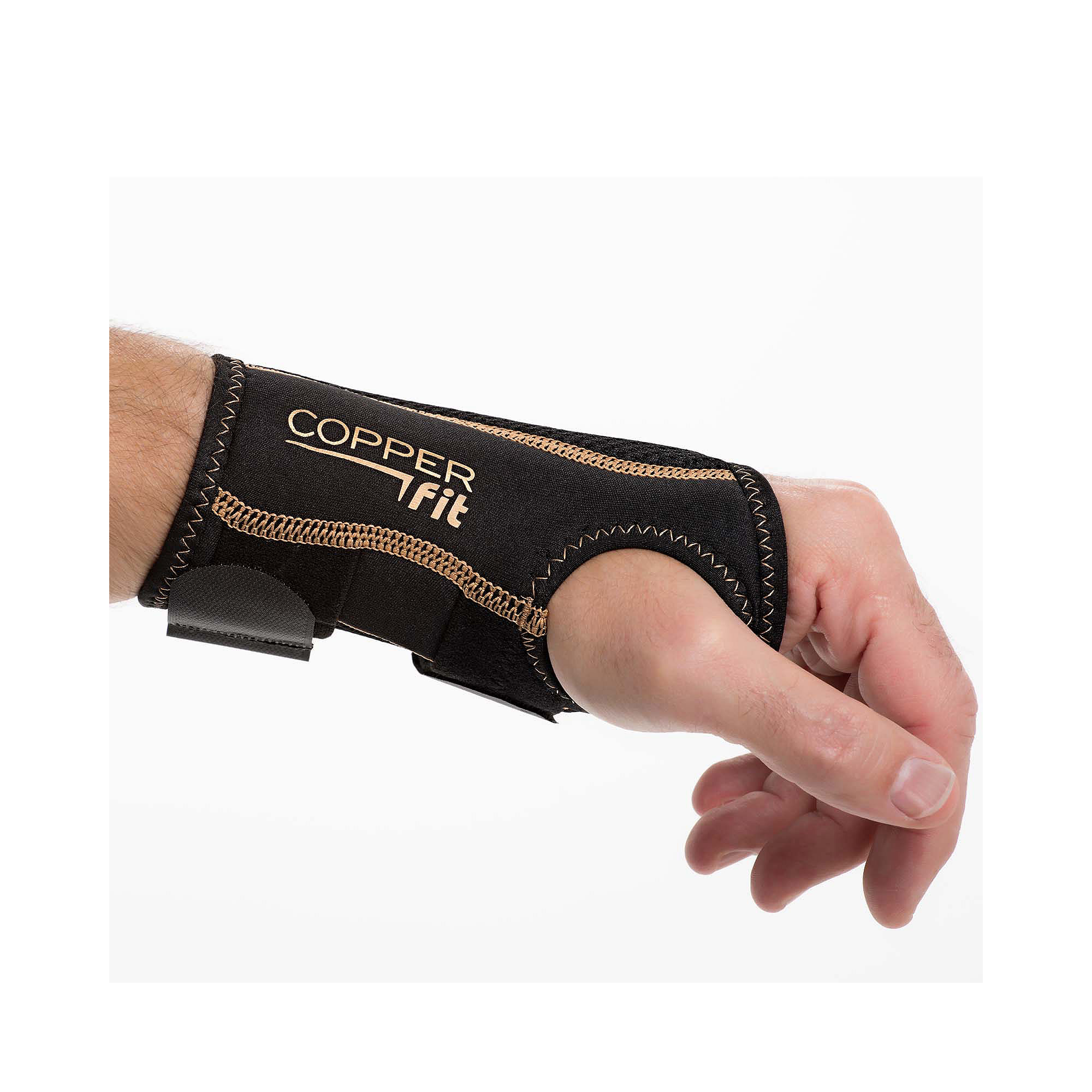 5db911360f ... As Seen on TV Copper Fit™ Sport Wrist Relief (Right-Handed). UPC  754502030224