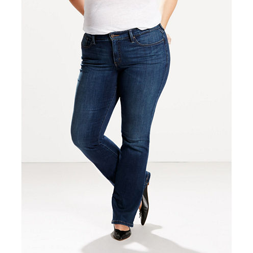 Levi's® 512™ Perfectly Slimming Bootcut Jeans - Plus