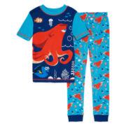 Disney Collection Dory 2-pc. Cotton Pajama Set - Boys 8-20