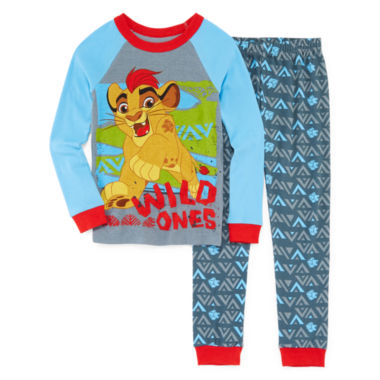 jcpenney.com | Disney Collection 2-pc. Cotton Pajama Set - Boys 8-20