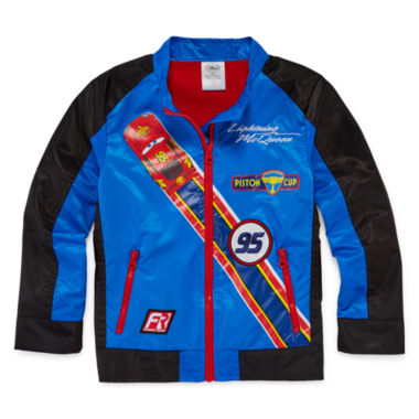 jcpenney.com | Disney Collection Cars Woven Jacket - Boys