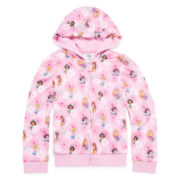 Disney Collection Princess Fleece Jacket - Girls