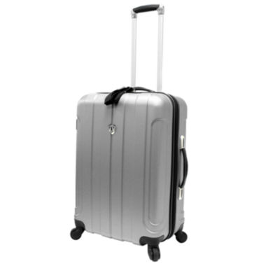 "jcpenney.com | Traveler's Choice® Cambridge 24"" Hardsided Spinner Luggage"