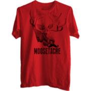 Moose Graphic Tee