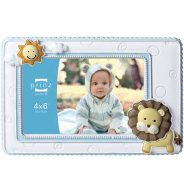 "jcpenney.com | Born To Be Wild Lion 4x6"" Picture Frame"