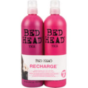 Bed Head® by TIGI® Recharge™ High Octane Shine Shampoo & Conditioner Tween Duo