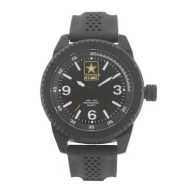 jcpenney.com | Wrist Armor® US Army Mens Rubber Strap Watch