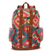 Olsenboye® Aztec Cargo Backpack