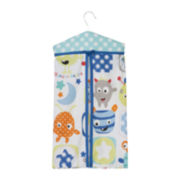 Sumersault Monster Babies Diaper Stacker