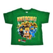 The LEGO Movie Short-Sleeve Graphic Tee - Boys 4-7