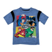 Justice League Graphic Tee - Boys 4-7