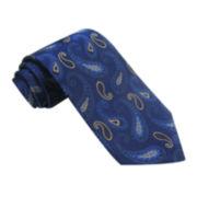Haggar® Open Paisley Tie