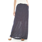 Joe Fresh™ Striped Maxi Skirt