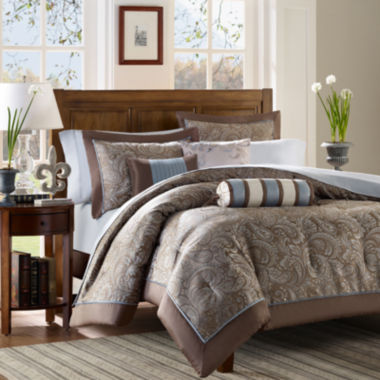 jcpenney.com | Madison Park Whitman 6-pc. Duvet Cover Set