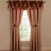Waverly® Ballad Bouquet Curtain Panel Pair
