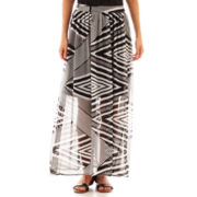Worthington® Full Maxi Skirt - Petite
