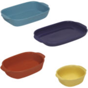 CW by CorningWare® 4-pc. Bakeware Set
