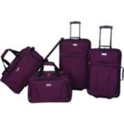 Protocol® Griffith 4-pc. Luggage Set
