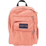Jansport® Big Student Coral Peaches Backpack