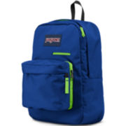 Jansport® Digibreak Blue Streak Backpack
