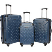 CLOSEOUT! Sharper Image® Airlock Hardside Spinner Upright Luggage Collection