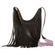 Arizona Fringe Braids Hobo Bag