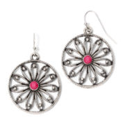 Arizona Flower Drop Earrings