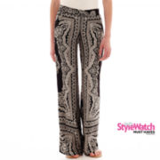 by&by Print Pants