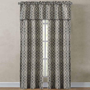 jcpenney.com | Richloom Sutton Rod-Pocket Window Treatments