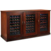 Wine Enthusiast® Trilogy Wine Cellar Credenza