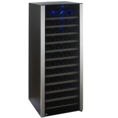 jcpenney.com | Wine Enthusiast® 80-Bottle Evolution Series Wine Refrigerator