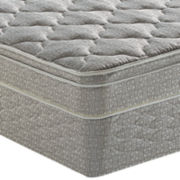 Serta Sertapedic® Sierra Vista Euro Top - Mattress + Box Spring