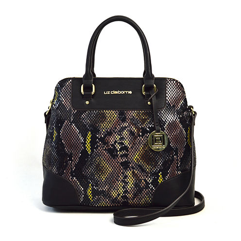 Liz Claiborne® Lillian Dome Satchel